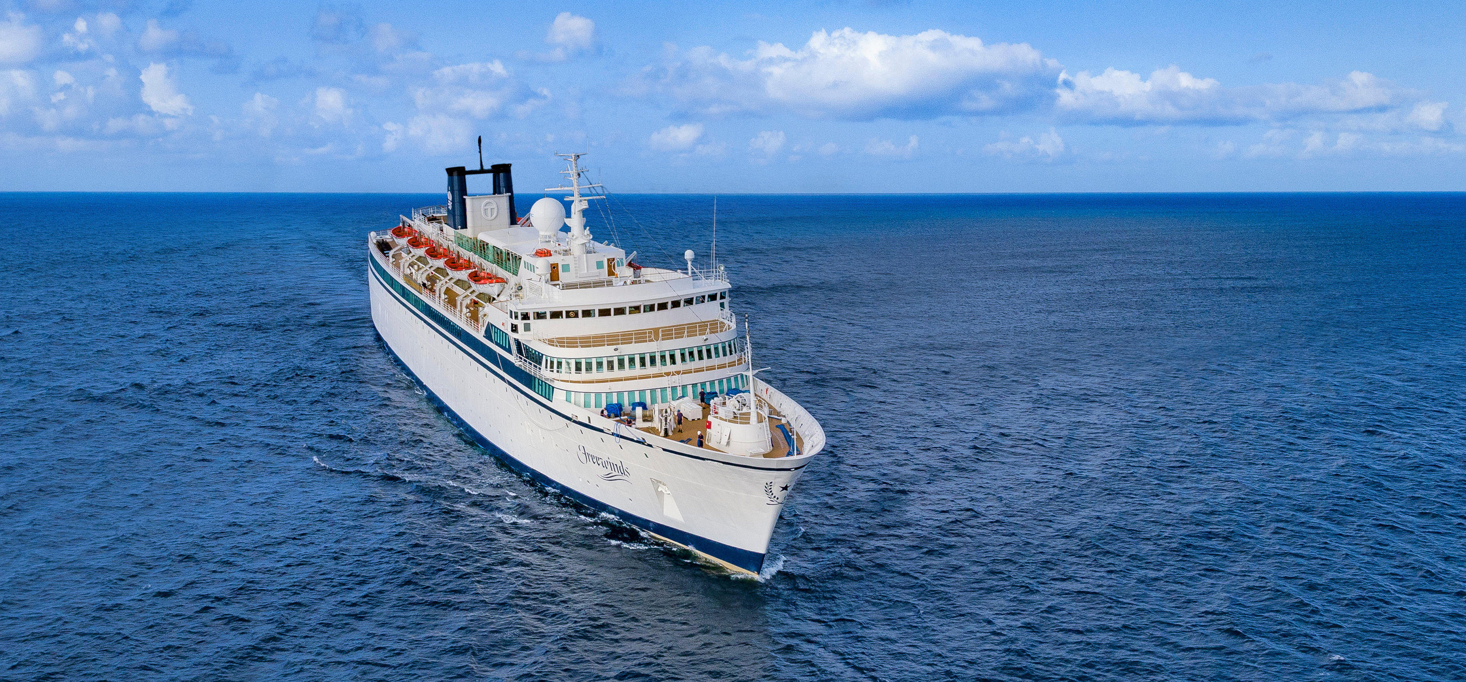 Infinite Possibility The Freewinds 31st Maiden Voyage