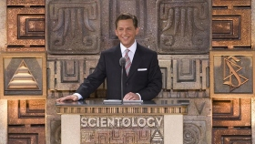 Mr. David Miscavige, ecclesiastical leader of the Scientology religion and Chairman of the Board of Religious Technology Center, presided at the dedication of the new national Ideal Scientology Organization for Mexico.
