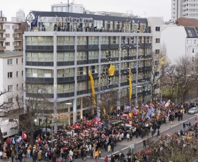 On 13 January 2007, thousands of Scientologists and guests from the United Nations, the United States Embassy and European news organizations attended the momentous celebration of the grand opening of the Church of Scientology Berlin.