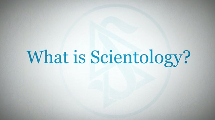 What exactly is scientology???