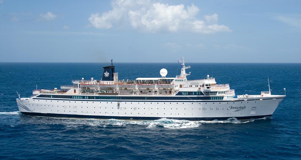 Freewinds Cruise Ship, Religious Retreat & Spiritual Counseling at Sea ...