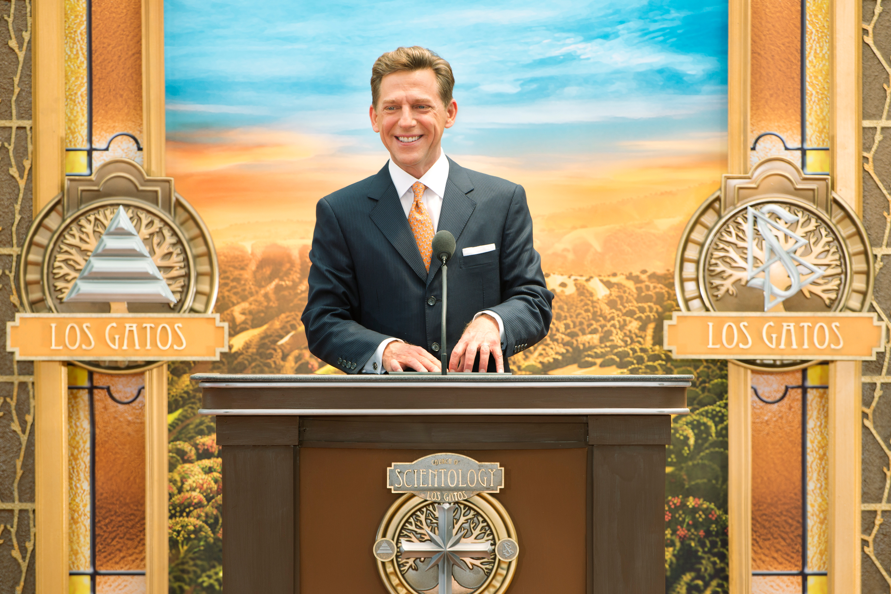 Where did the Scientology religion come from?